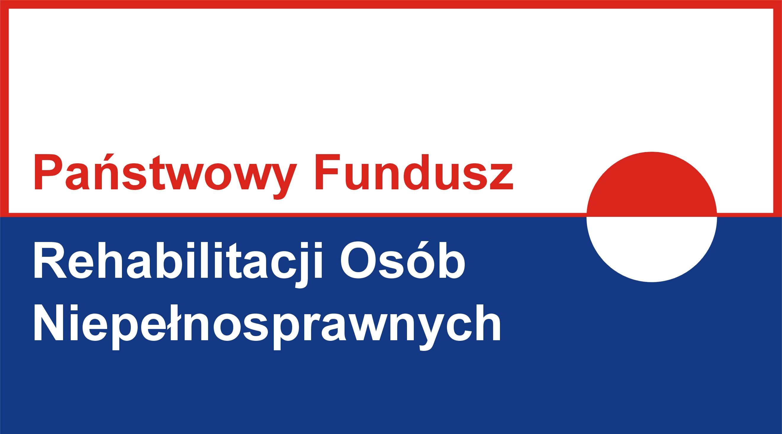 Projekt współfinansowany ze środków Miasta Słupska w ramach Państwowego Funduszu Rehabilitacji Osób Niepełnosprawnych